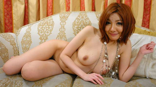 Yuna Hirose is driven insane by toys on her pussy