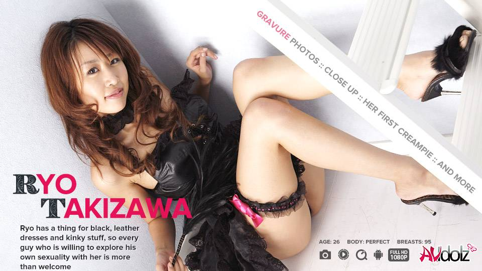 Cheating wife, Ryo Takizawa knows exactly what she wants
