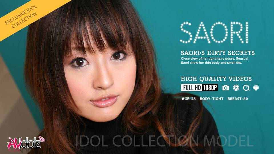One cock is not once enough for unquenchable girl, Saori adult gallery AvidolZ